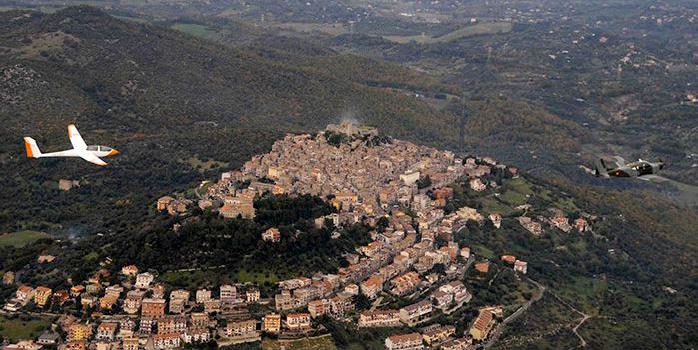 Sviluppo urbanistico di Montecelio dal X Secolo sino ai nostri giorni